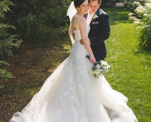 Lake Forest Wedding