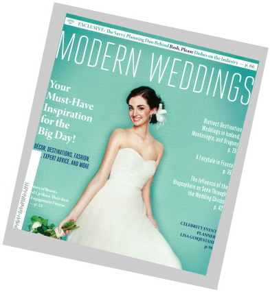 Modern Weddings Magazine