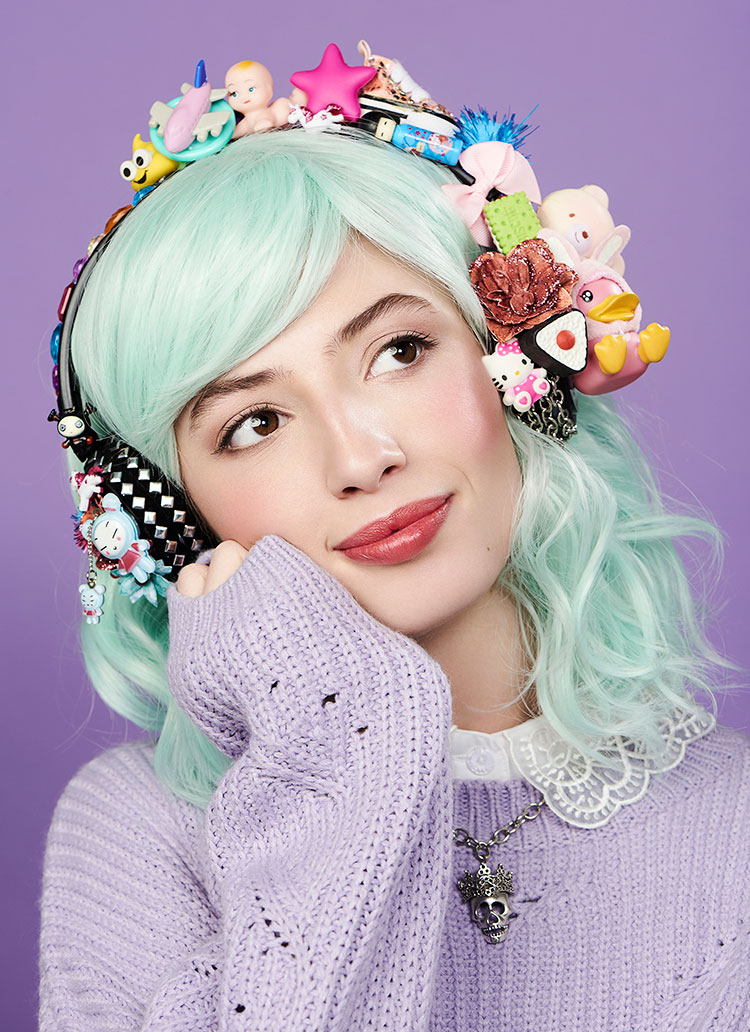 Korean beauty inspired makeup