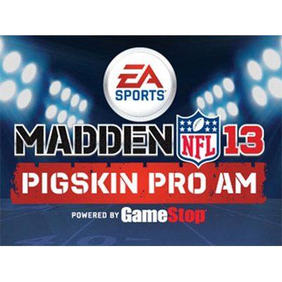 NFL Networks - Madden Pigskin Pro Am 13