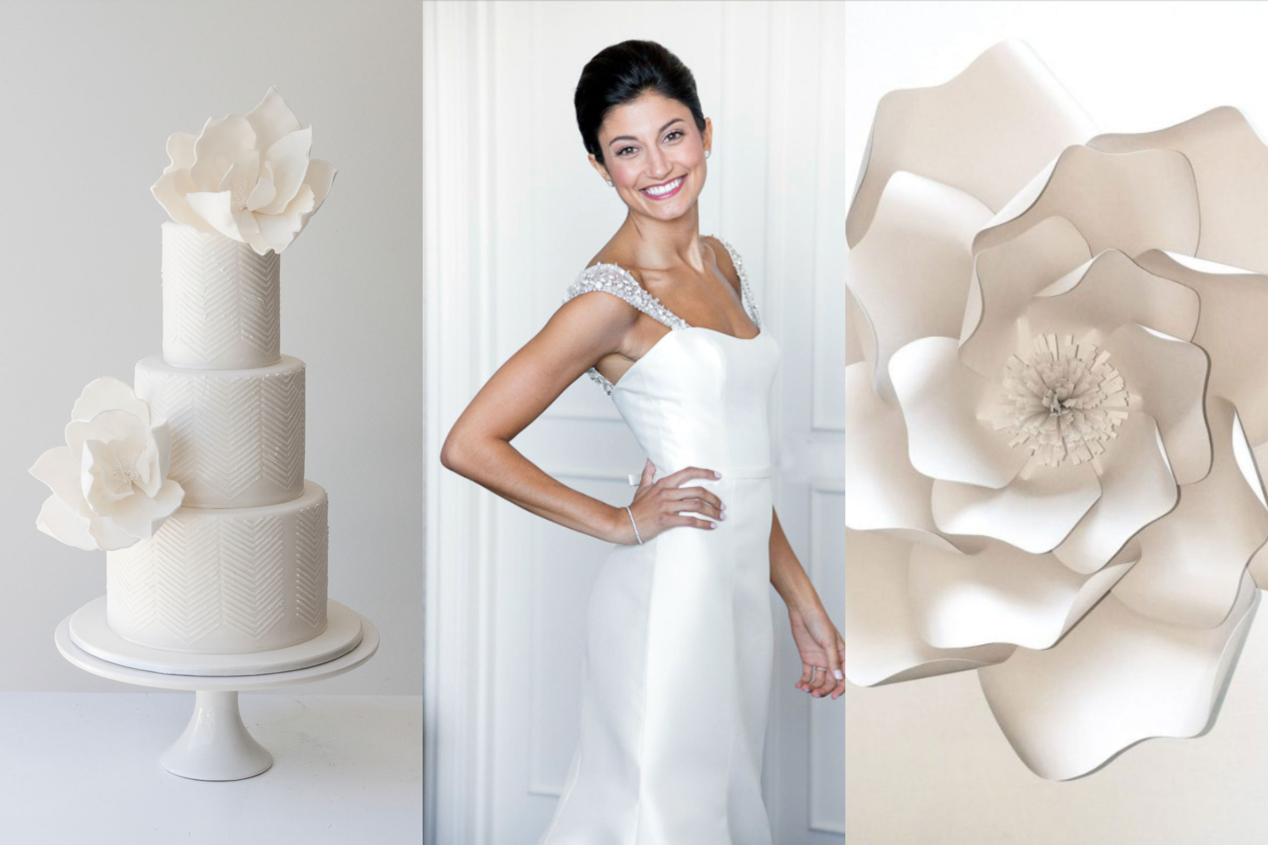 Minimalist Makeup on a Bride at the Ritz-Carlton Chicago