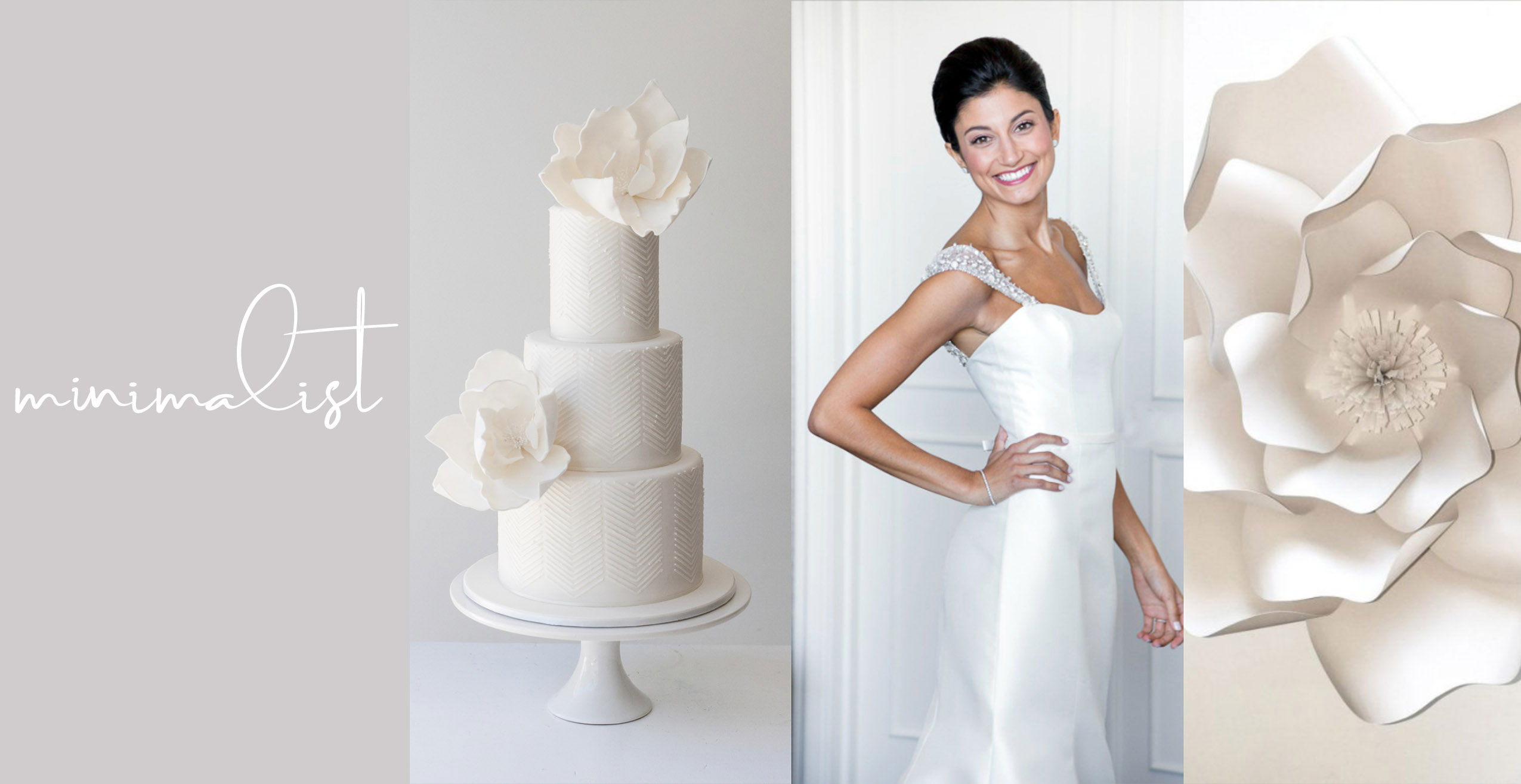 Minimal Makeup look on a Bride at The Ritz-Carlton Chicago
